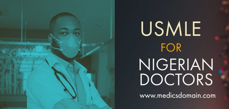 usmle for nigerian doctors
