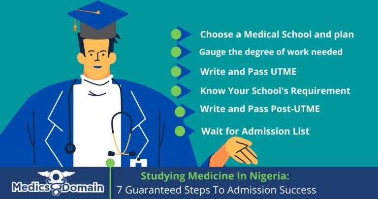 how to study medicine in nigeria