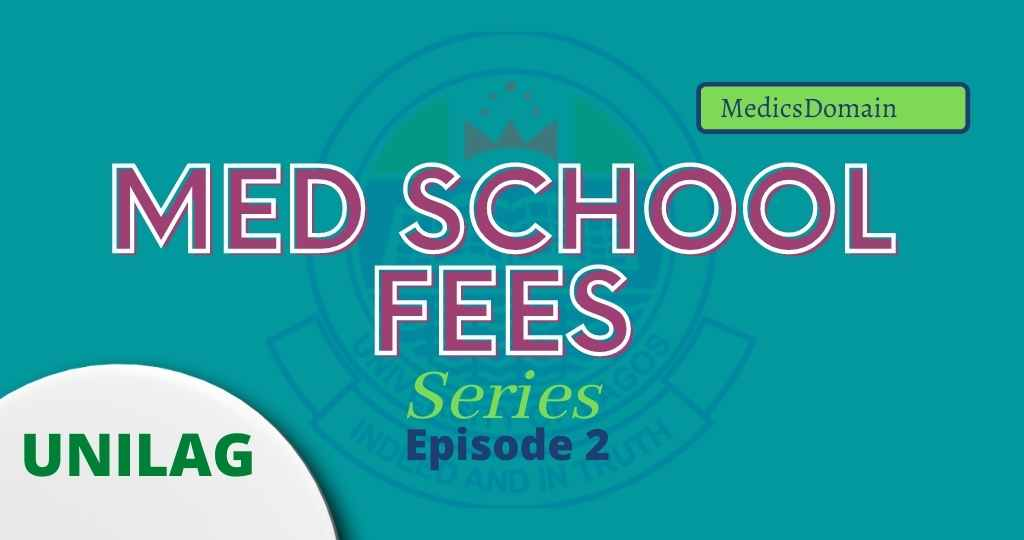 Unilag school fees for medicine right and surgery