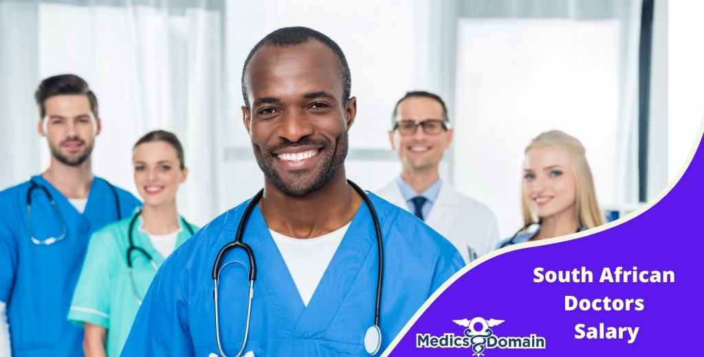 medical doctor salary south africa guide
